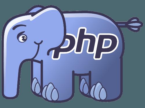 PHP futtatás service-ként