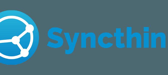Viszlát Bittorrent Sync, Hello Syncthing