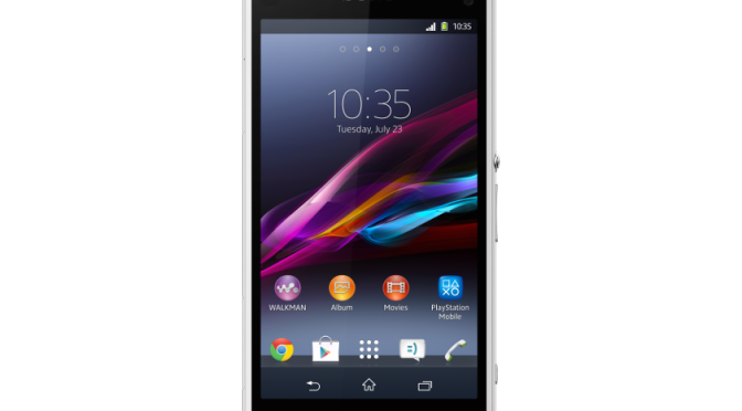 Sony Xperia Z1 Compact Hackelés (D5503)