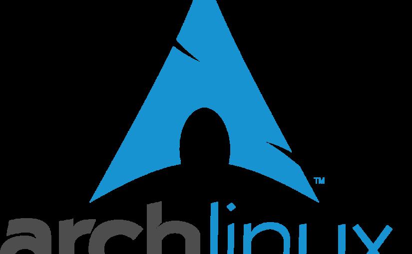 Arch linux Raspberry Pi 3-ra