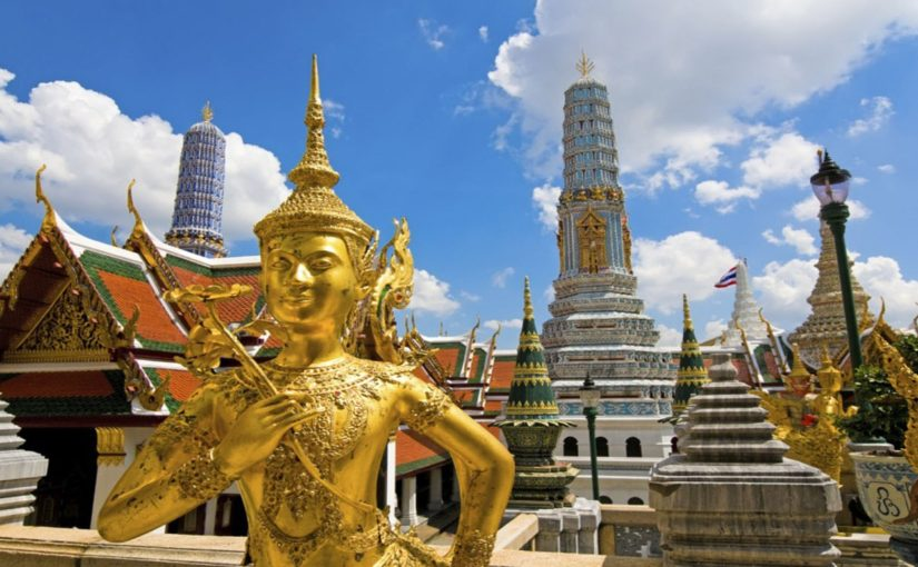 Thaiföldön jártam 2018.03
